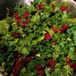 Kale Sundried Tomato Garlic