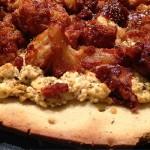 Buffalo Bleu Cheese Pizza